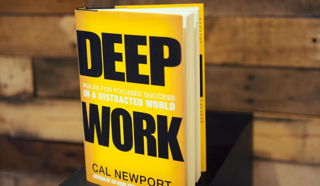 Libro: Lavorare ed Essere più Produttivi Deep Work